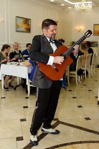 музыкант на свадьбу Москва