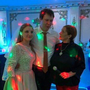 Оксана ведущая женщина свадьба юбилей корпоратив день рождения банкет