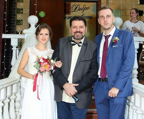 Бюджетная свадьба в Москве