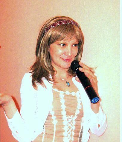 певица свадьба юбилей корпоратив день рождения банкет