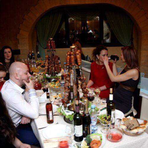 """Ресторан """"На востоке"""" Перово, Новогиреево, свадьбы, юбилеи, корпоративы, банкеты"""