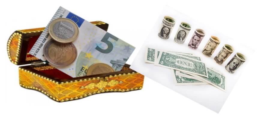 как подарить деньги на юбилей